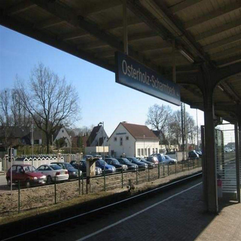 taxi osterholz scharmbeck bahnhof